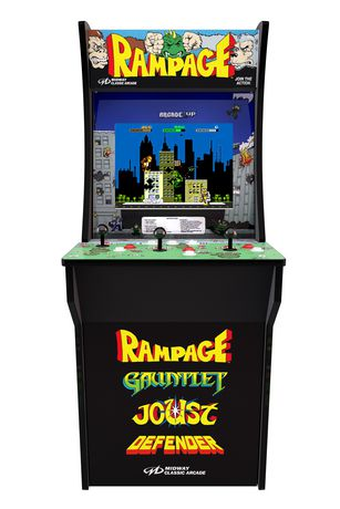 Arcade 1Up Rampage Game - image 1 of 6
