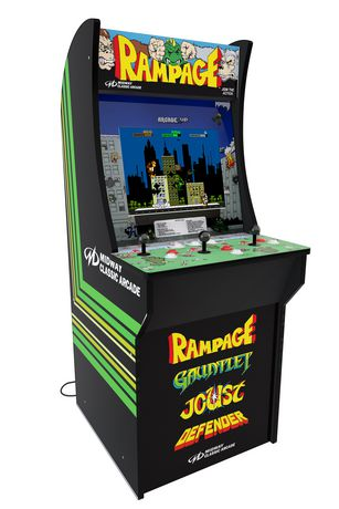 Arcade 1Up Rampage Game