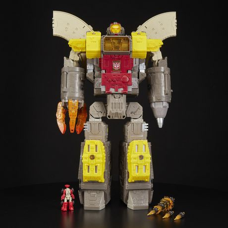 Transformers Generations War for Cybertron Titan WFC-S29 Omega Supreme Action Figure - image 4 of 9
