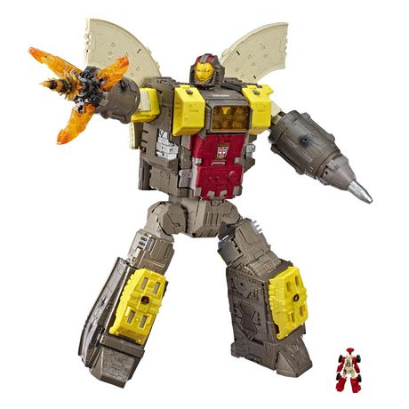 Transformers Generations War for Cybertron Titan WFC-S29 Omega Supreme Action Figure - image 2 of 9