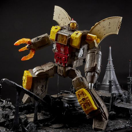 Transformers Generations War for Cybertron Titan WFC-S29 Omega Supreme Action Figure - image 9 of 9