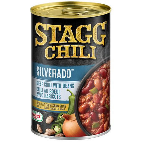 Stagg Chili Silverado Canned Beef Chili with Beans - image 1 of 1