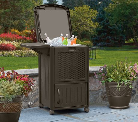 Image Result For Suncast Patio Cooler Quarts