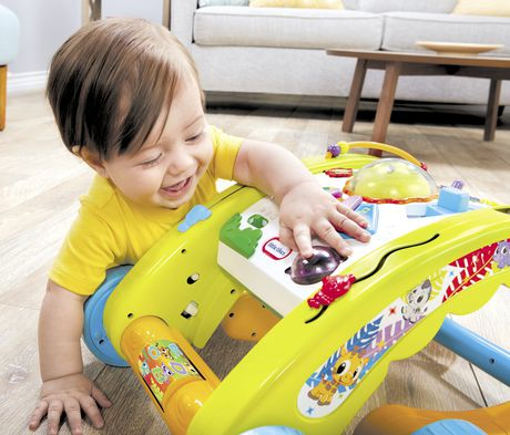 Little Tikes Light 'n Go - 3-in-1 Activity Table And Walker - image 7 of 8