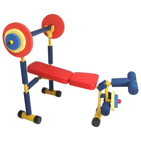 Fun And Fitness Kids Weight Bench Walmart Canada