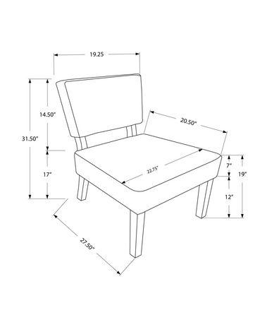 Chaise D'Appoint par Les Spécialités Monarch - image 3 de 3