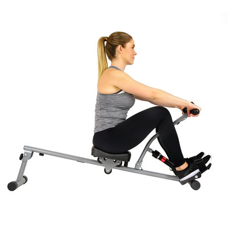 Sunny Health & Fitness SF-RW1205 Rowing Machine - image 1 of 6