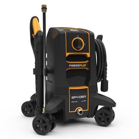 Powerplay Spyder 2030PSI Electric Pressure Washer - image 1 of 4