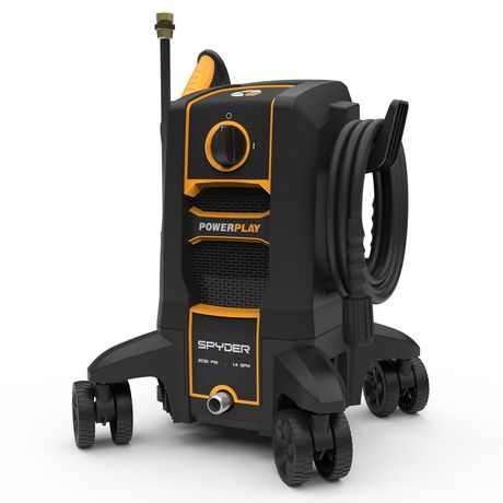 Powerplay Spyder 2030PSI Electric Pressure Washer - image 3 of 4