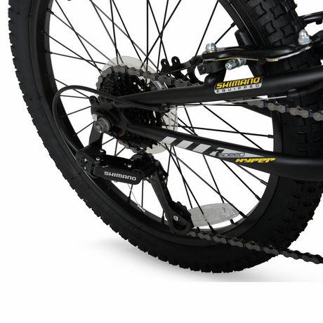 """20"""" Hyper Bicycles Bear Mountain Vélo de montagne à suspension totale Unisexe en acier - image 4 de 5"""