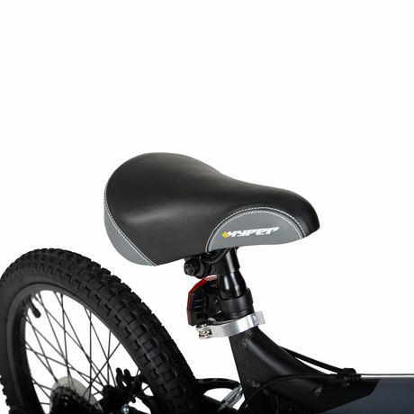 """20"""" Hyper Bicycles Bear Mountain Vélo de montagne à suspension totale Unisexe en acier - image 3 de 5"""