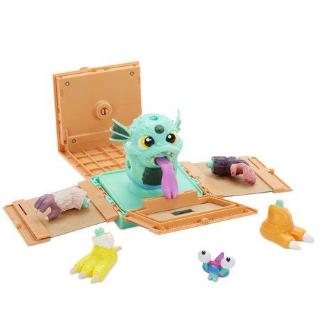 Crate Creatures Surprise KaBOOM Box – Croak Mix n Match Figure - image 4 of 7