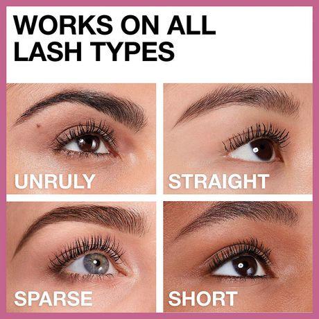 Maybelline New York, Lash Sensational®, Washable Mascara , 9.5 ml - image 5 of 8