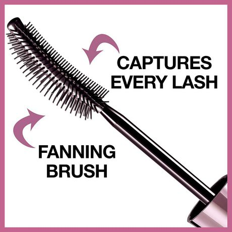 Maybelline New York, Lash Sensational®, Washable Mascara , 9.5 ml - image 6 of 8