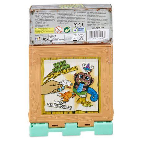 Crate Creatures Surprise KaBOOM Box – Croak Mix n Match Figure - image 7 of 7