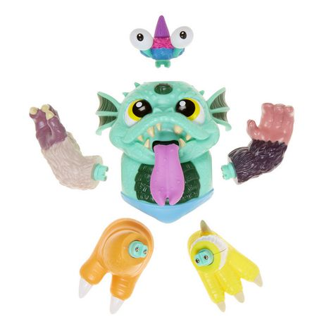Crate Creatures Surprise KaBOOM Box – Croak Mix n Match Figure - image 1 of 7