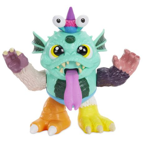 Crate Creatures Surprise KaBOOM Box – Croak Mix n Match Figure - image 2 of 7