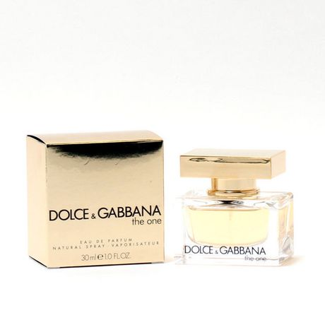 84b957b3 Dolce & Gabbana The One for women - Eau De Parfum Spray 30ML - image 1 ...