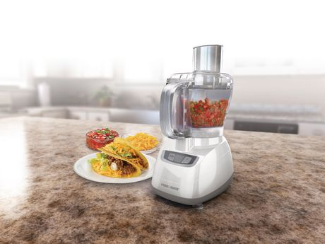 Black & Decker 8 Cup Food Processor - White - image 3 of 3