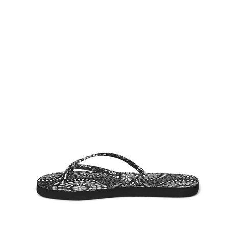 George Ladies' Floral Beach Sandal - image 3 of 4