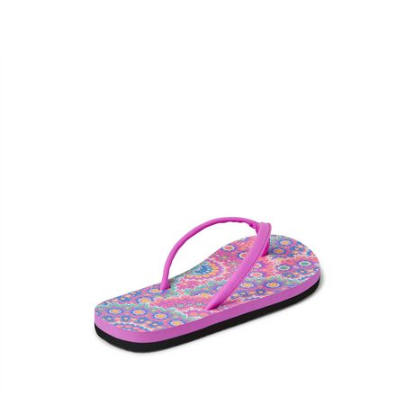 George Girls' Floral Beach Sandal - image 4 of 4