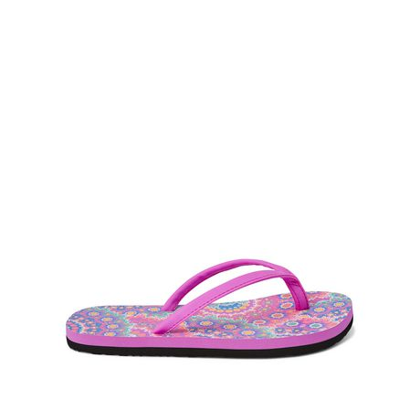 George Girls' Floral Beach Sandal - image 1 of 4