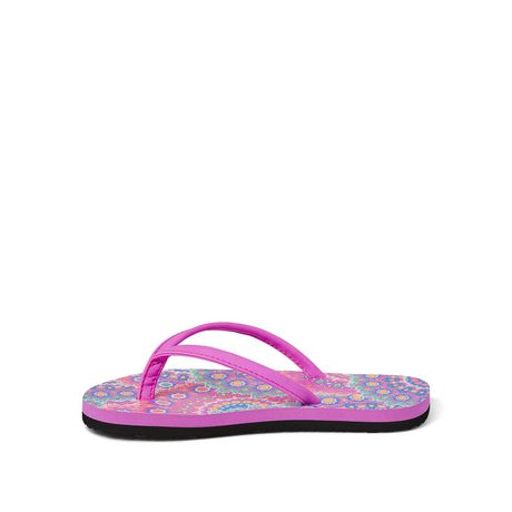 George Girls' Floral Beach Sandal - image 3 of 4