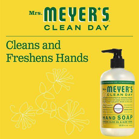 Mrs. Meyer's® Clean Day Savons pour les mains - Parfum de Chèvrefeuille - image 2 de 5