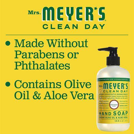 Mrs. Meyer's® Clean Day Savons pour les mains - Parfum de Chèvrefeuille - image 3 de 5