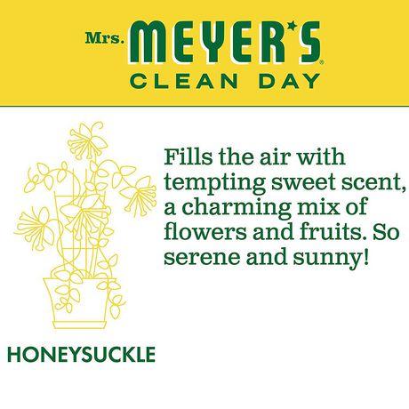 Mrs. Meyer's® Clean Day Savons pour les mains - Parfum de Chèvrefeuille - image 4 de 5