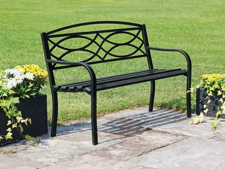 Admirable Hometrends Garden Bench Pdpeps Interior Chair Design Pdpepsorg