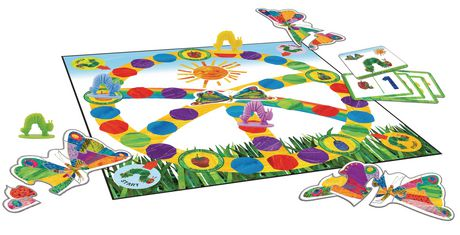 Eric Carle™ Eric Carle Let's Feed The Very Hungry Caterpillar Game - image 2 of 2