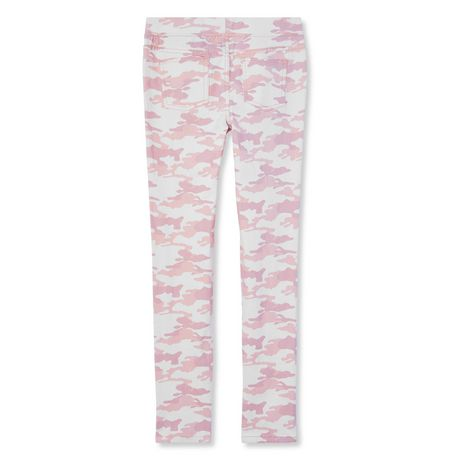 George Girls' Twill Jegging - image 2 of 2