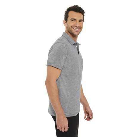 George Men's Stretch Jersey Polo - image 2 of 6