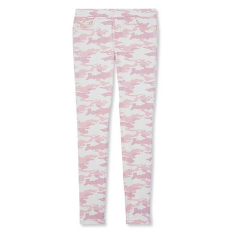George Girls' Twill Jegging - image 1 of 2