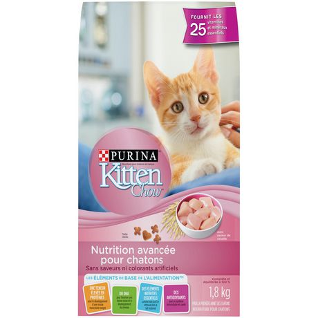 Kitten Chow Advanced Nutrition Dry Kitten Food - image 2 of 4