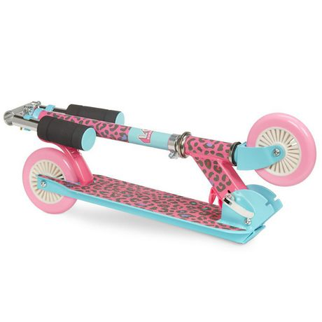 L.O.L. Surprise! Folding Kick Scooter - Leopard - image 2 of 5