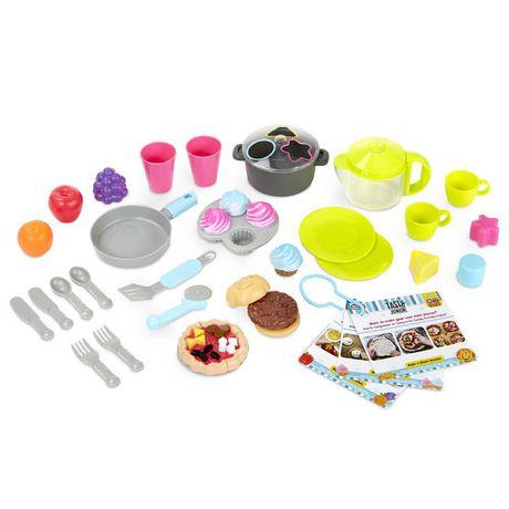 Little Tikes Tasty Jr. Bake 'n Share Kitchen - image 3 of 6
