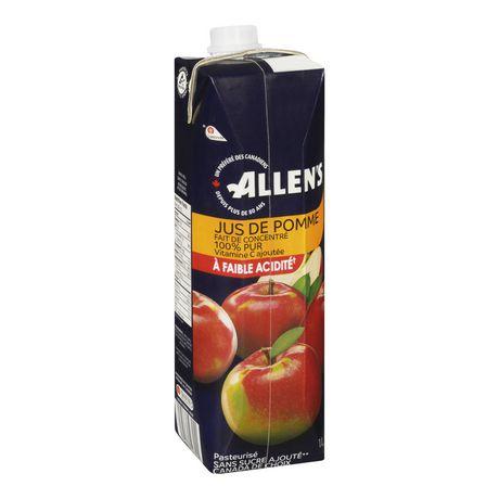 Allen's 100% Pure Apple Juice - image 2 of 4