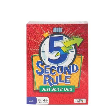 Bikes Online Canada >> 5 Second Rule Board Game | Walmart Canada