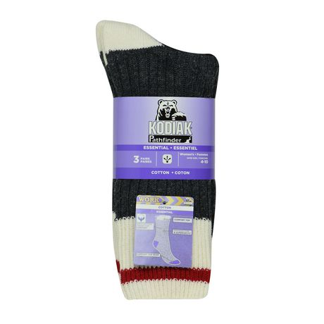 Pathfinder by Kodiak Women's 3-Pack Work Socks - image 2 of 2