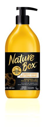 Nature Box Macadamia Defrizz Conditioner - image 1 of 3