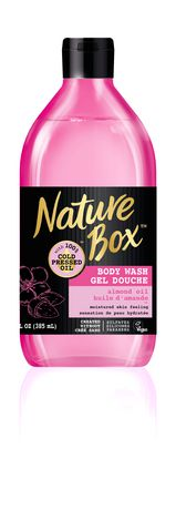 Nature Box Almond Oil Moisturizing Body Wash - image 1 of 3