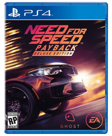 need for speed payback deluxe edition ps4. Black Bedroom Furniture Sets. Home Design Ideas