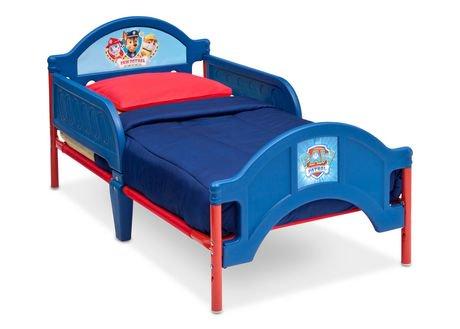 lit pour bambins la pat 39 patrouille walmart canada. Black Bedroom Furniture Sets. Home Design Ideas
