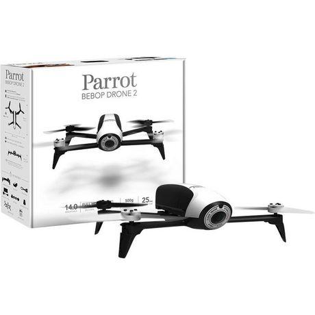 Drone quadricoptère Bebop 2 de Parrot - Blanc - image 1 de 3