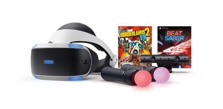 PlayStation®VR Borderlands 2 VR and Beat Saber Bundle - image 1 of 3