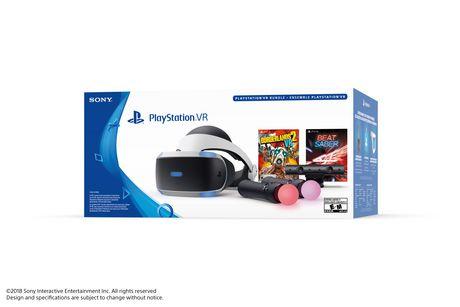 PlayStation®VR Borderlands 2 VR and Beat Saber Bundle - image 2 of 3