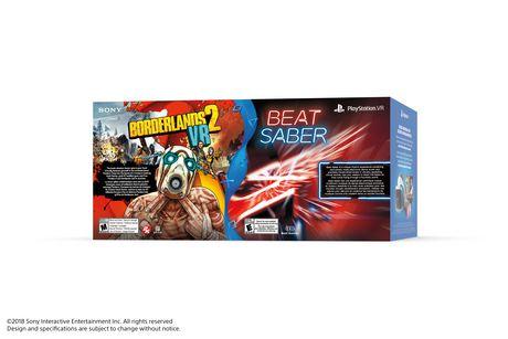 PlayStation®VR Borderlands 2 VR and Beat Saber Bundle - image 3 of 3
