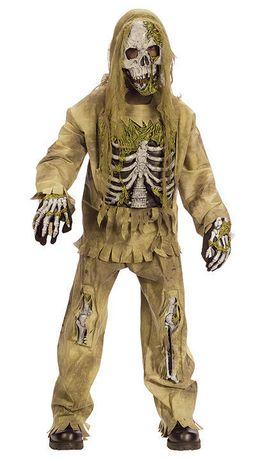Skeleton Zombie Costume - image 1 of 1
